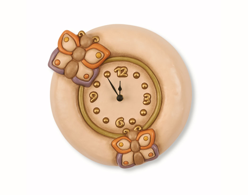 Orologi da parete in ceramica vendita online - Thun orologio parete ...