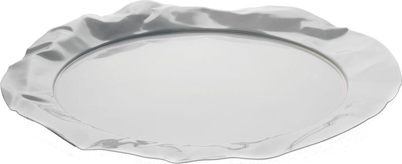 Vassoio foix sarria 39 bianco 90039 w vaccarino for Costo vassoio alessi