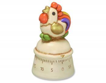 Portatovaglioli con gallo e fiori cm 7 5x14 c996b90 - Casalinghi vendita on line ...