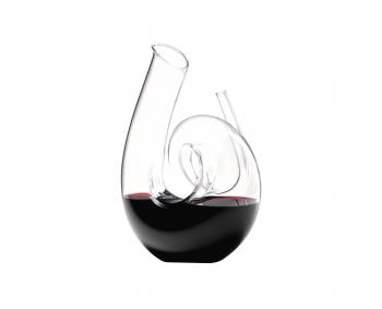 DECANTER CURLY CLEAR RICCIOLO  2011-04S1