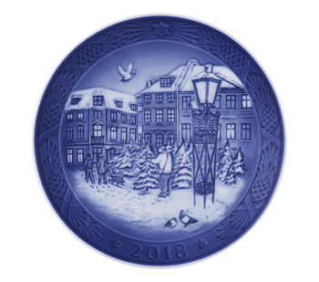 PIATTO NATALE 2018 ROYAL COPENHAGEN 1024792